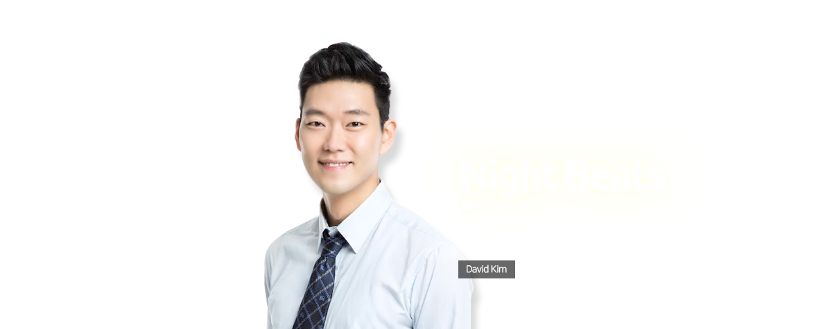 Night Beats MON-FRI 22:00~24:00